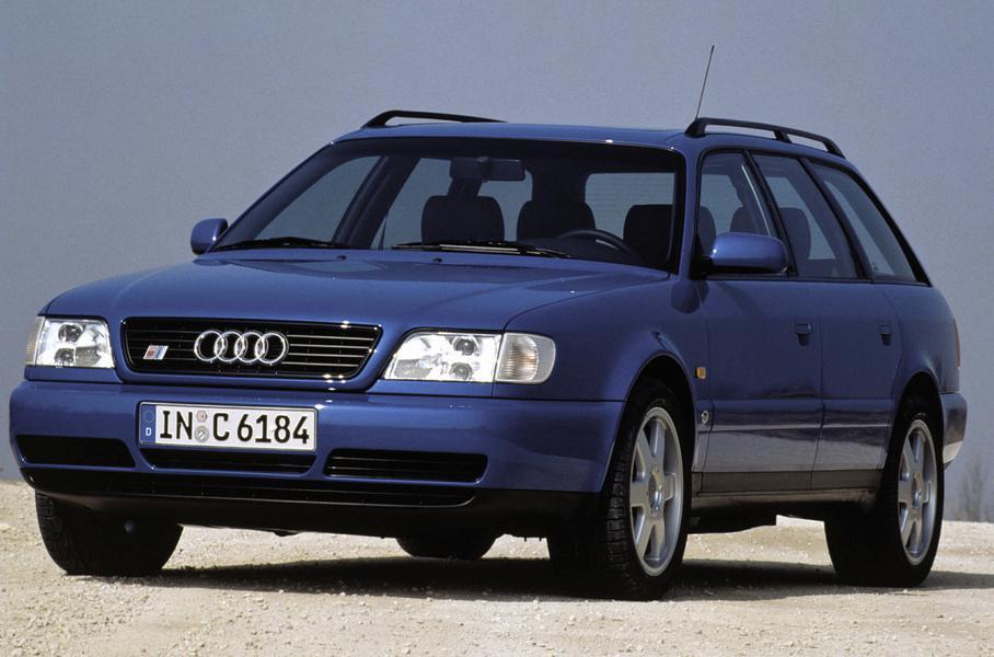 Audi S6 Plus Avant - живая легенда