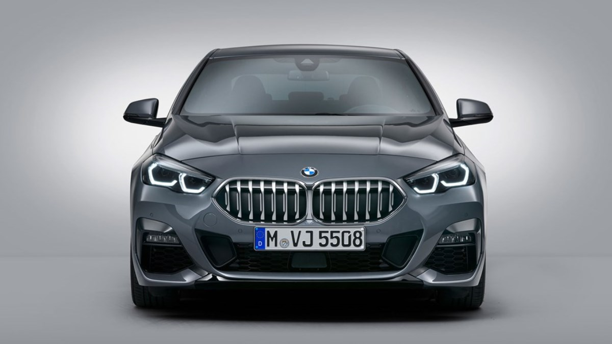 BMW готовится к производству 2-series Gran Coupe