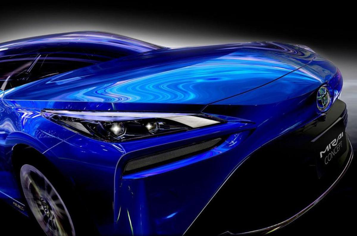 Концептуальный автомобиль получил динамичный дизайн кузова с низкими линиями