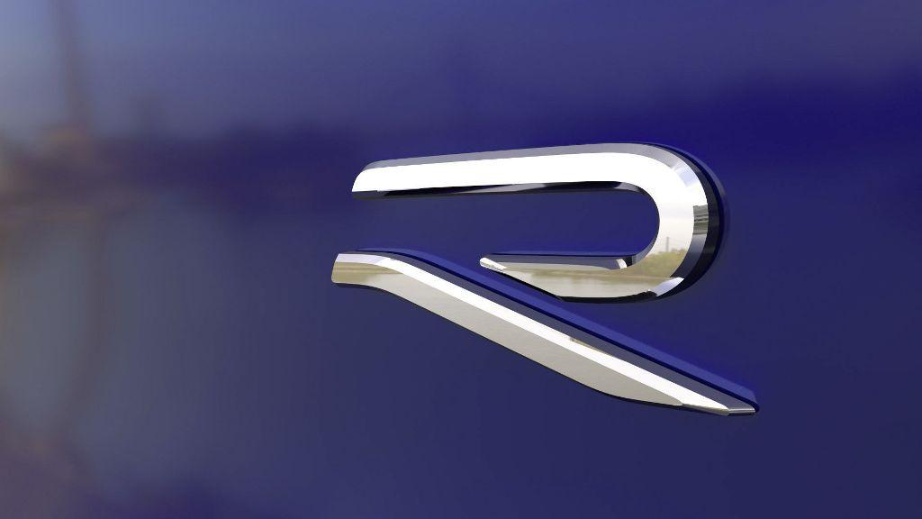 Логотип Volkswagen R