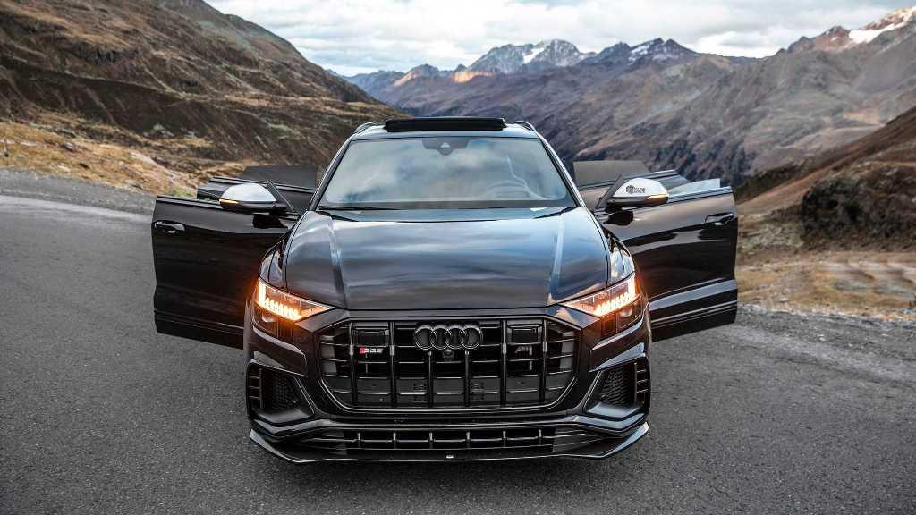 Audi SQ8 от АВТ