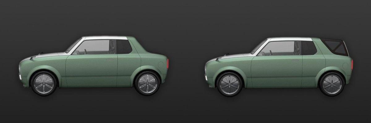 Suzuki представила интересный концепт Waku Spo