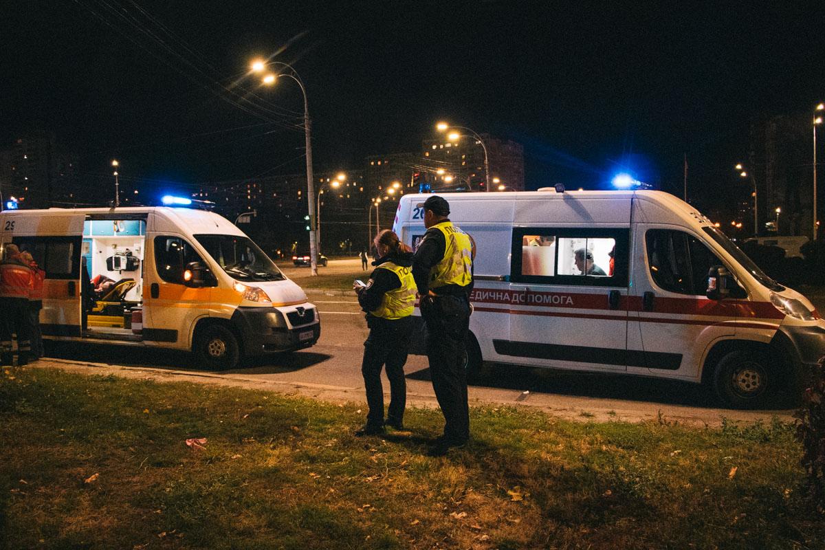 Результат автокатастрофы: двое погибших и четверо пострадавших