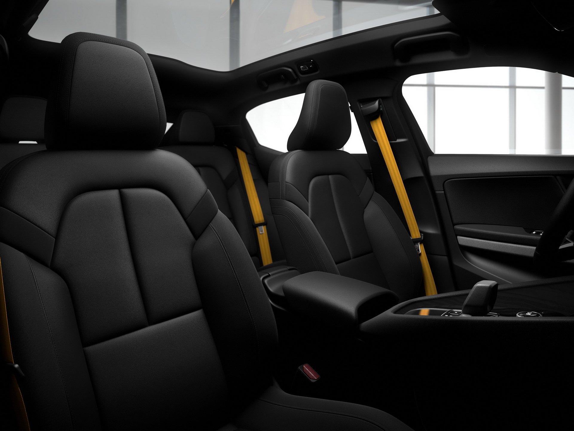 Автомобиль сконструирован в лучших традициях Volvo