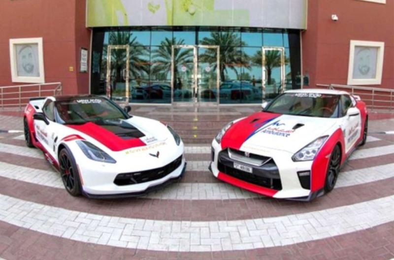 Скорая помощь в Дубаях