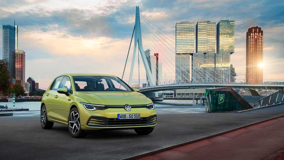Volkswagen представил новый Golf