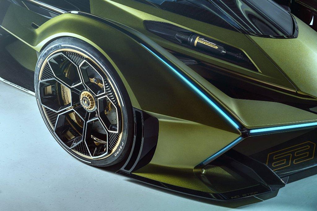 Одноместный гиперкар разработан для компьютерной игры Gran Turismo