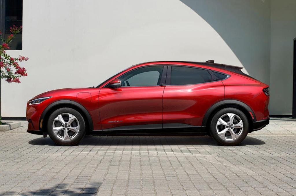 Электрическое кросс-купе полностью воплощает дух Mustang
