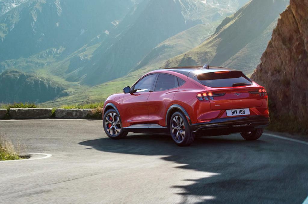 Электрический кросс-купе дебютировал на новой платформе Ford