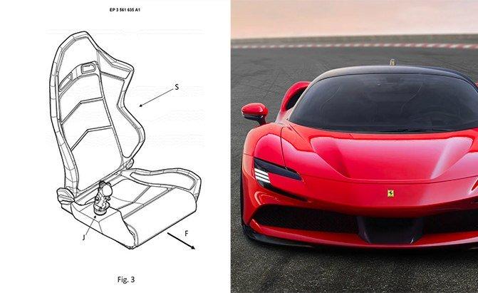 Патент Ferrari