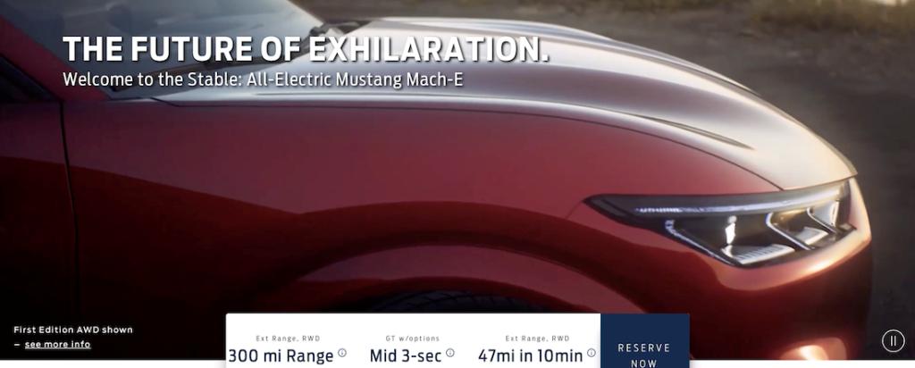 Электромобиль получит пять комплектаций с разной отдачей мотора