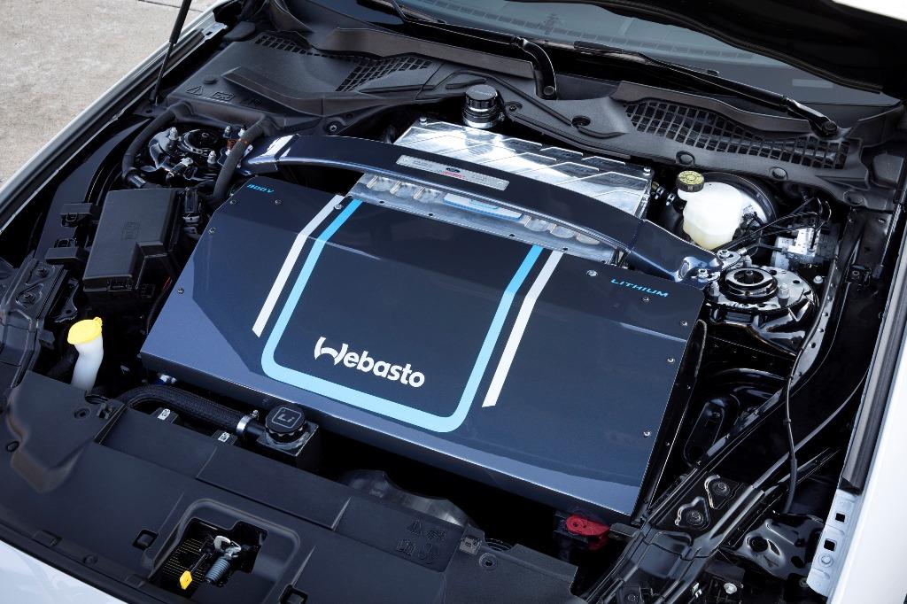 В Mustang Lithium установлена механическая коробка передач с шестью скоростями