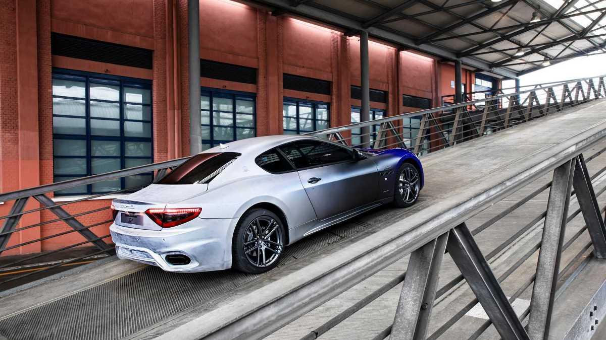 Maserati выпустила специальную версию GranTurismo