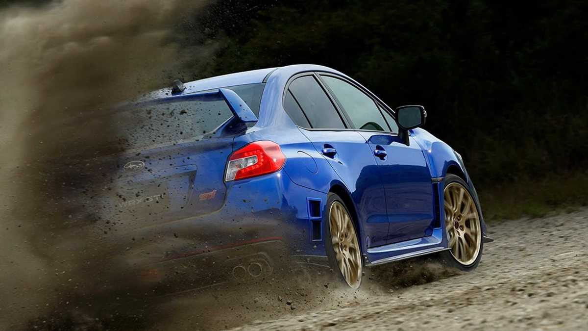 Subaru Imreza WRX STI