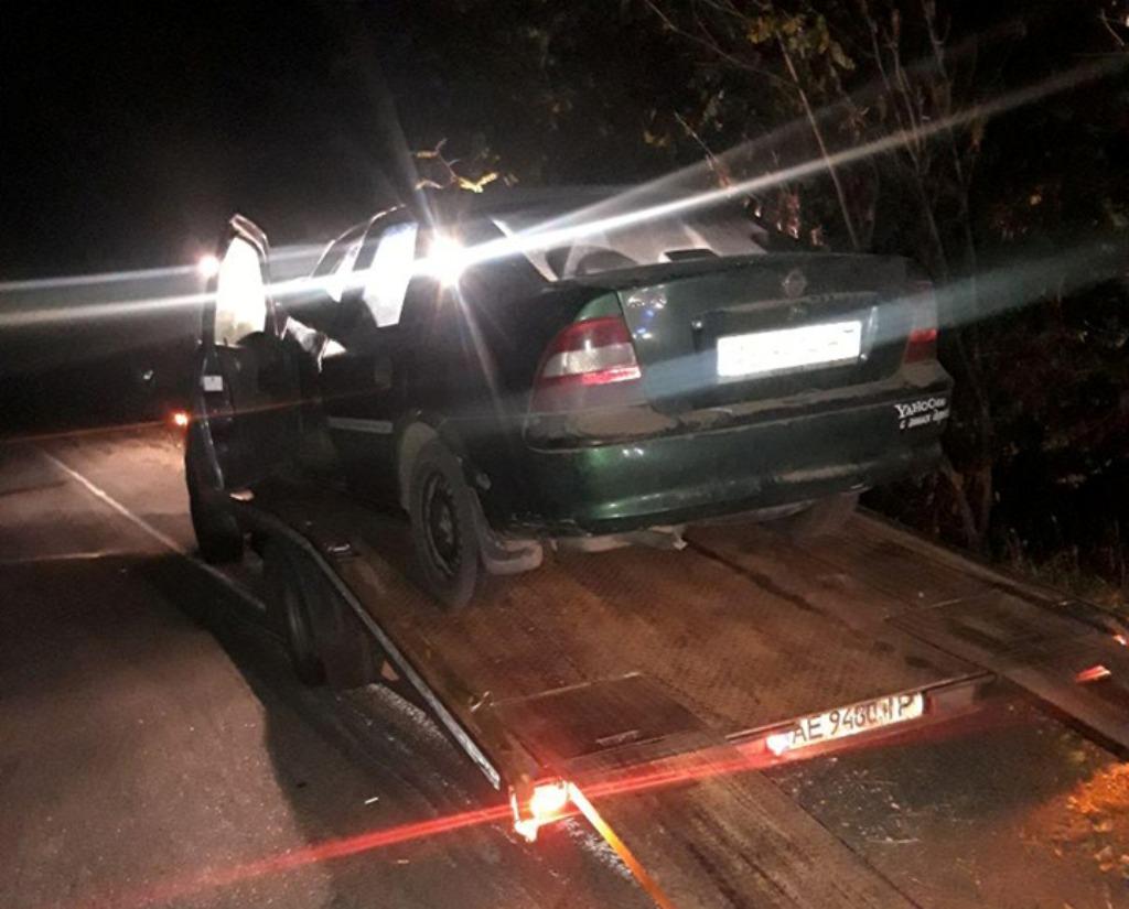 Водителя авто передали следователям