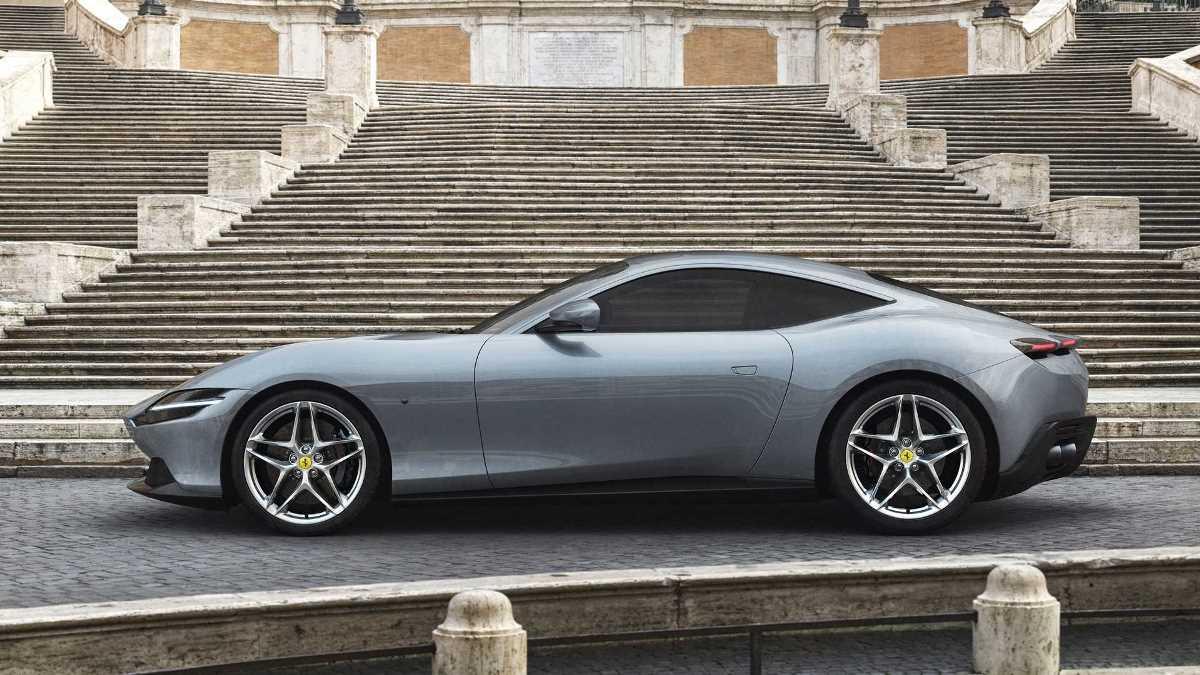 Ferrari возлагает большие надежды на новую Roma
