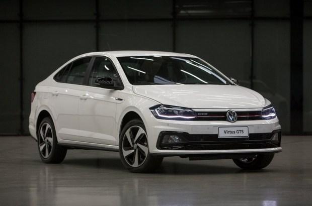 Volkswagen Polo GTS дебютирует в ближайшее время