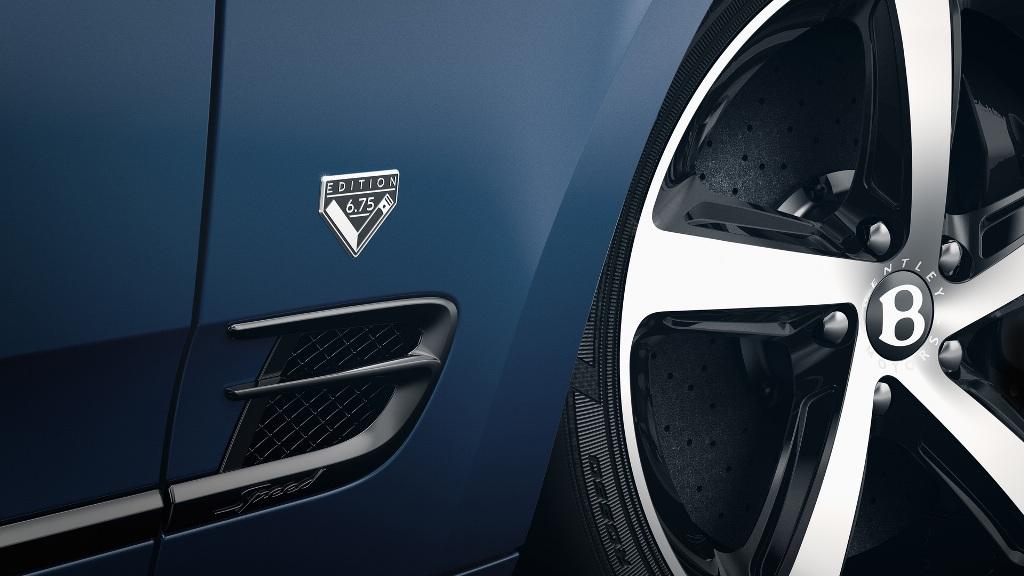 Цифры в названии отсылают к легендарному двигателю V8 6¾, которому в этом году исполняется 60 лет