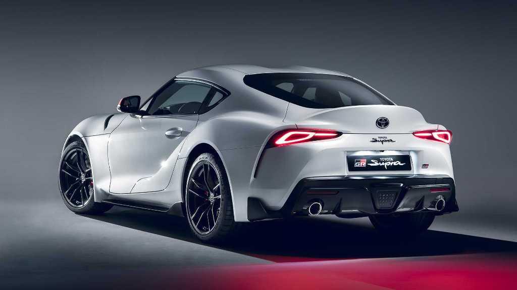Новая Supra оснащена будет 2,0-литровым турбодвигателем