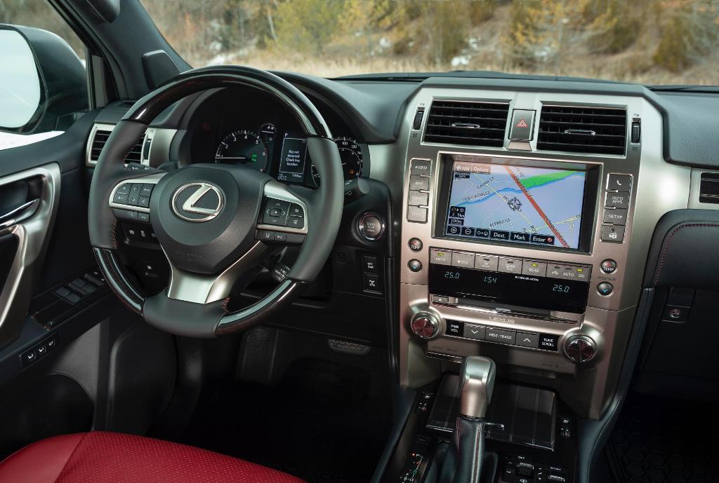 Концепт Lexus GX Overland представлен на автосалоне в Монреале