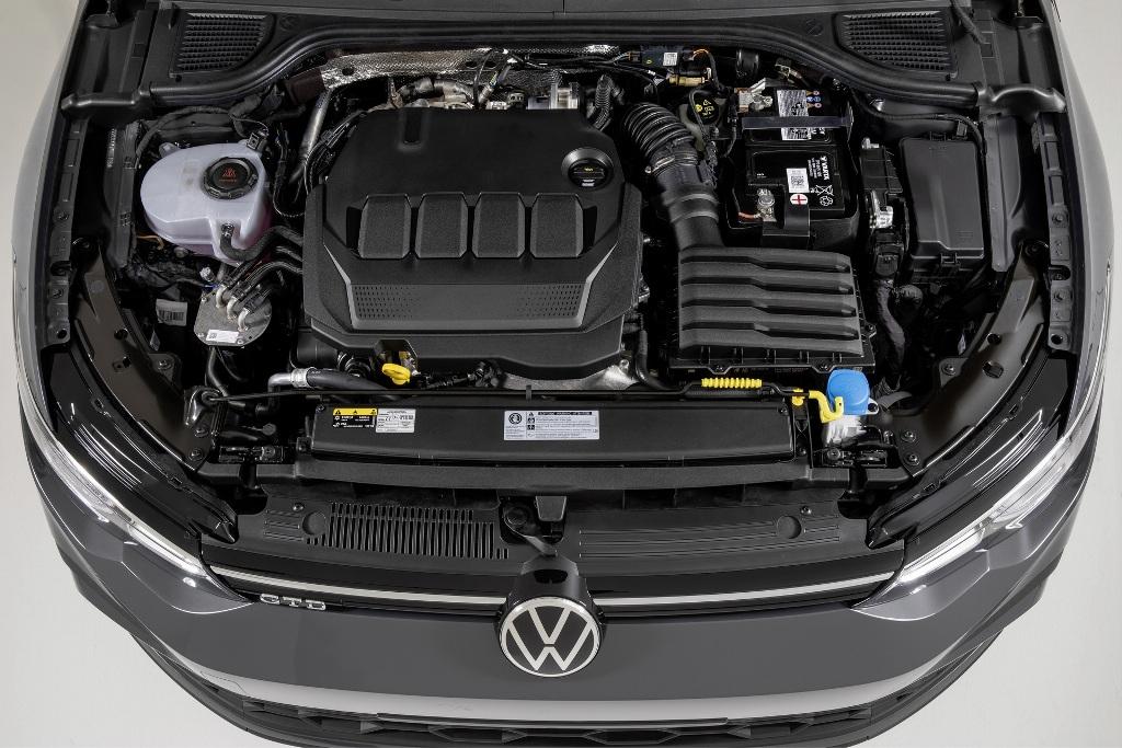 Golf GTD будет предлагаться с 2,0-литровым дизельным турбодвигатель EA888 мощностью 200 л.с.