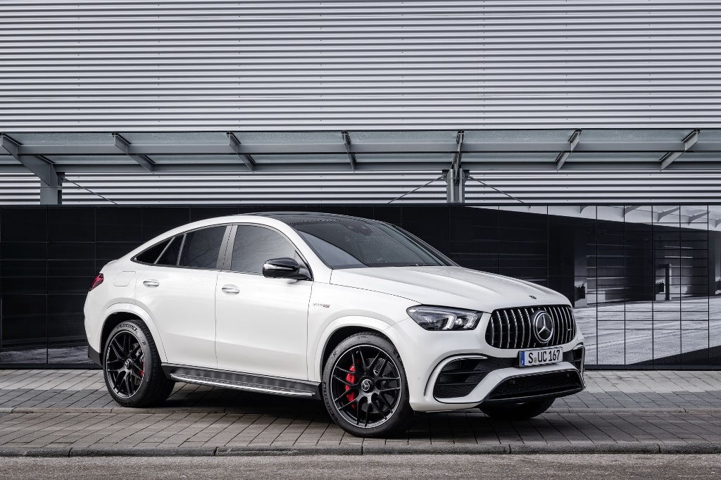 Mercedes-AMG GLE 63 Coupe