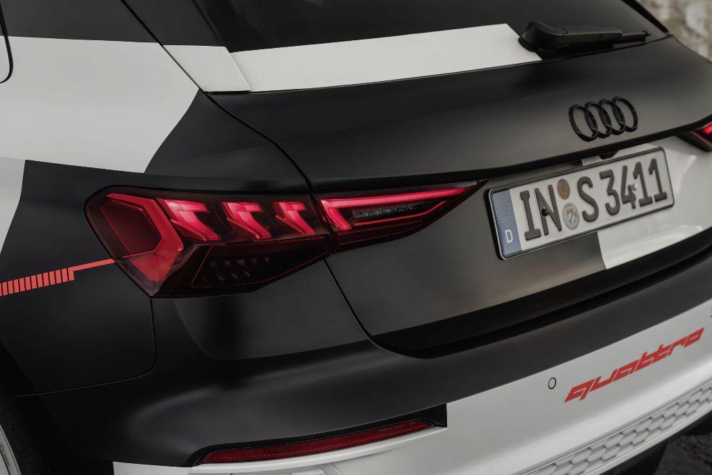 Прием заказов на обновленную Audi S3 Sportbask производитель откроет в мае
