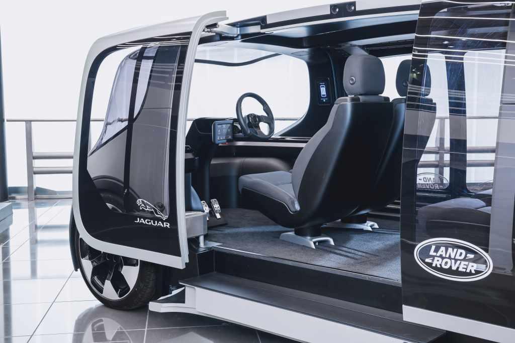 Шаттл может использоваться как для грузовых, так и для пассажирских перевозок