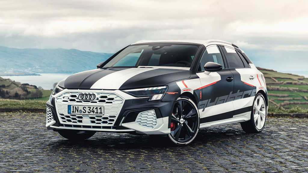 Audi S3 Sportbask