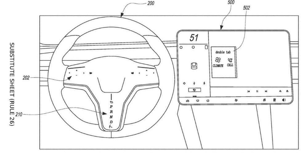 Tesla начала работу над новым пользовательским интерфейсом