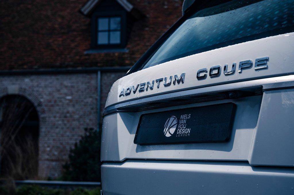 Range Rover Adventum Coupe выйдет тиражом в 100 экземпляров