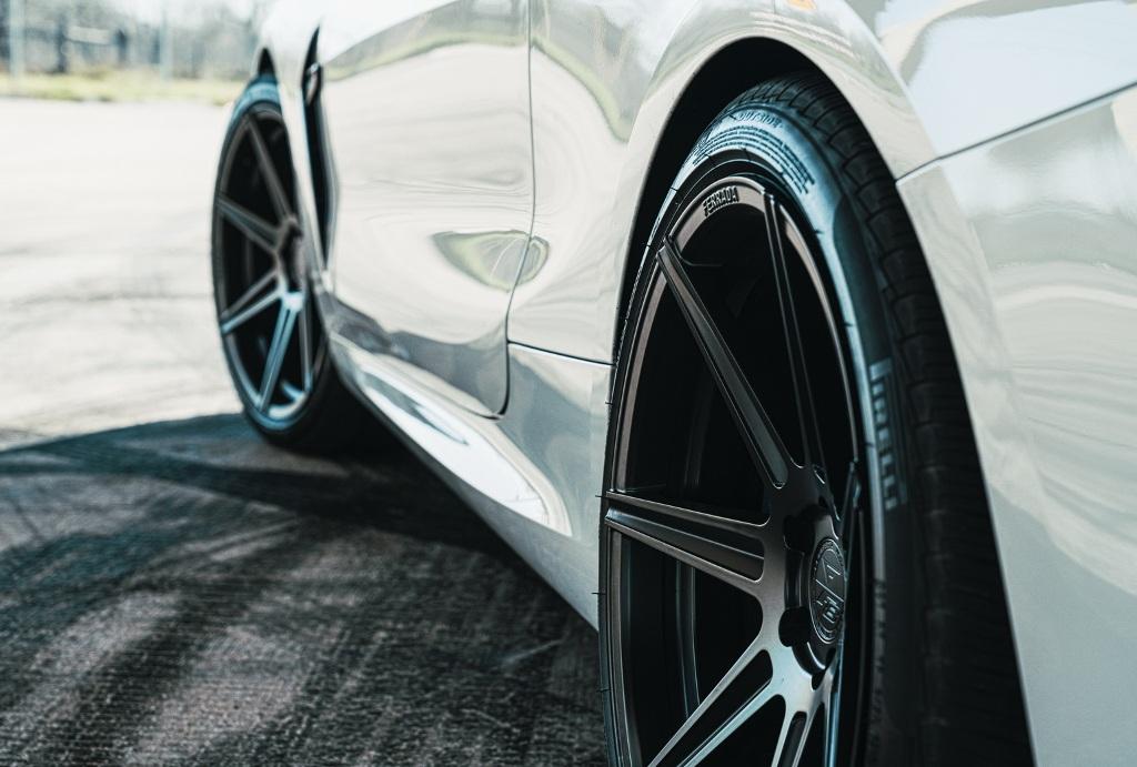Колесные диски получили название FR7 и доступны для различных автомобилей
