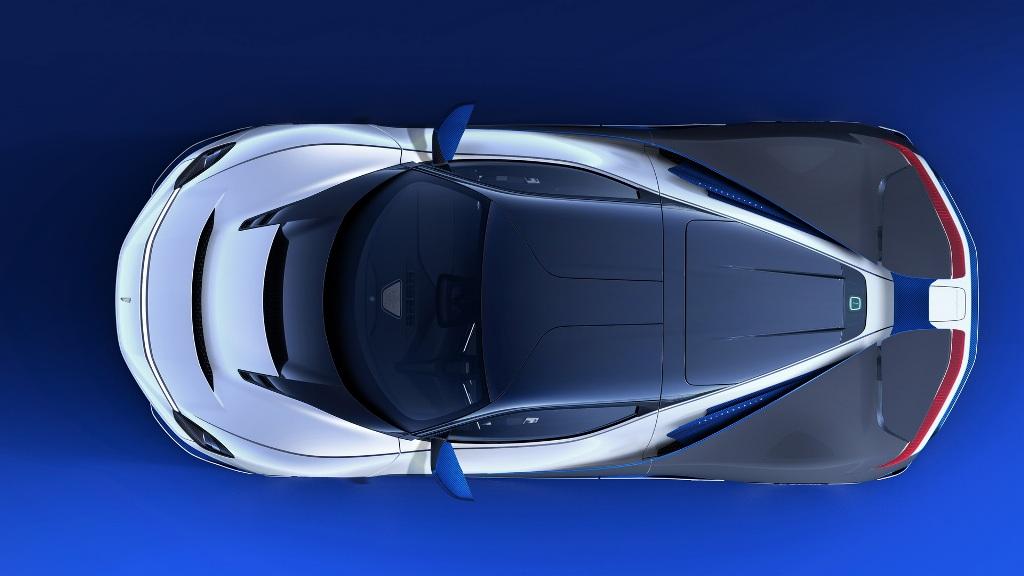 Стоимость уникальной Pininfarina Battista Anniversario составляет 2,6 миллиона евро