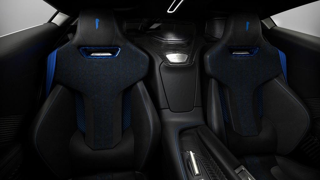 Всего будет выпущено пять Pininfarina Battista Anniversario