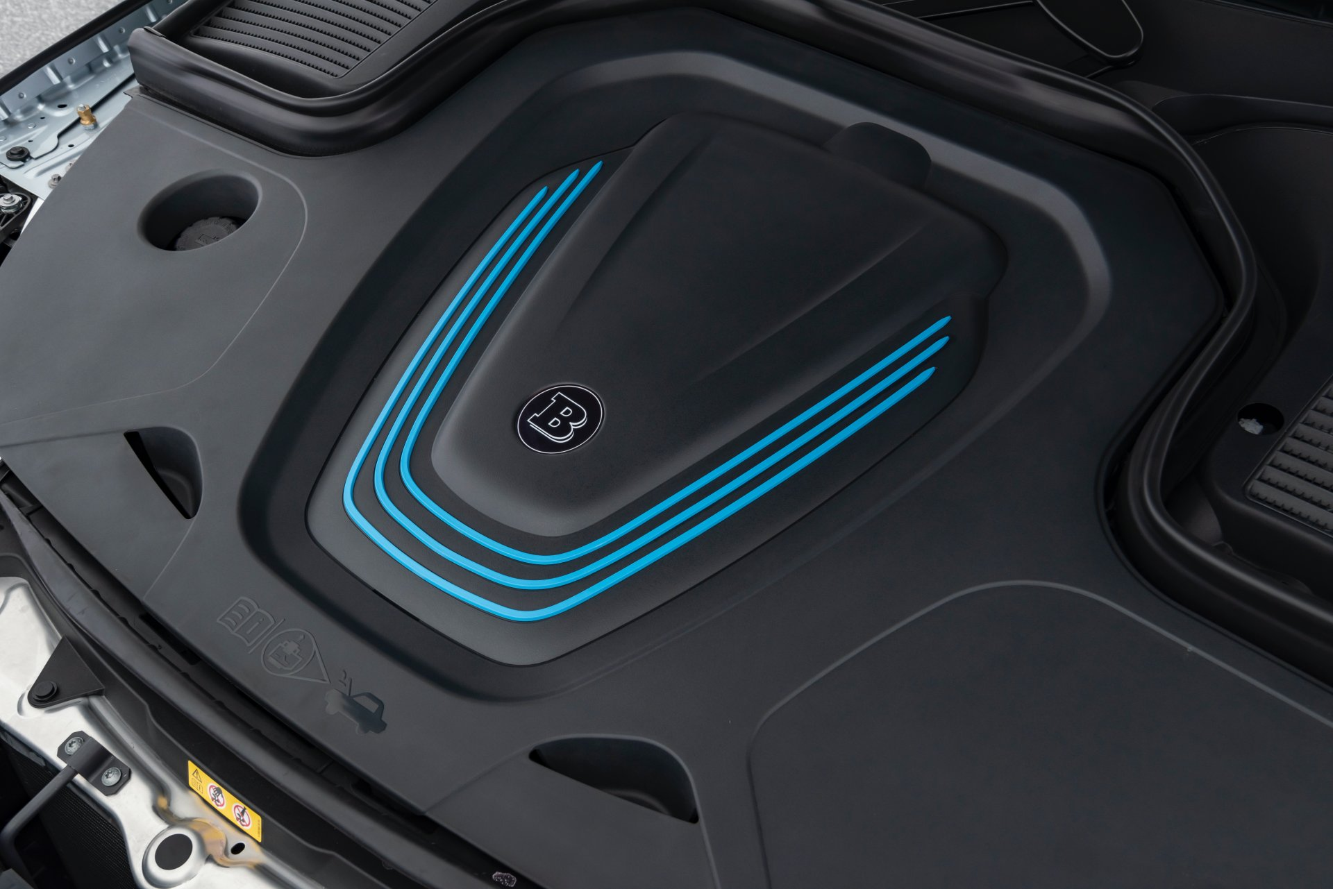 Кроссовер оснастили комплектом производительности Brabus E-PowerXtra