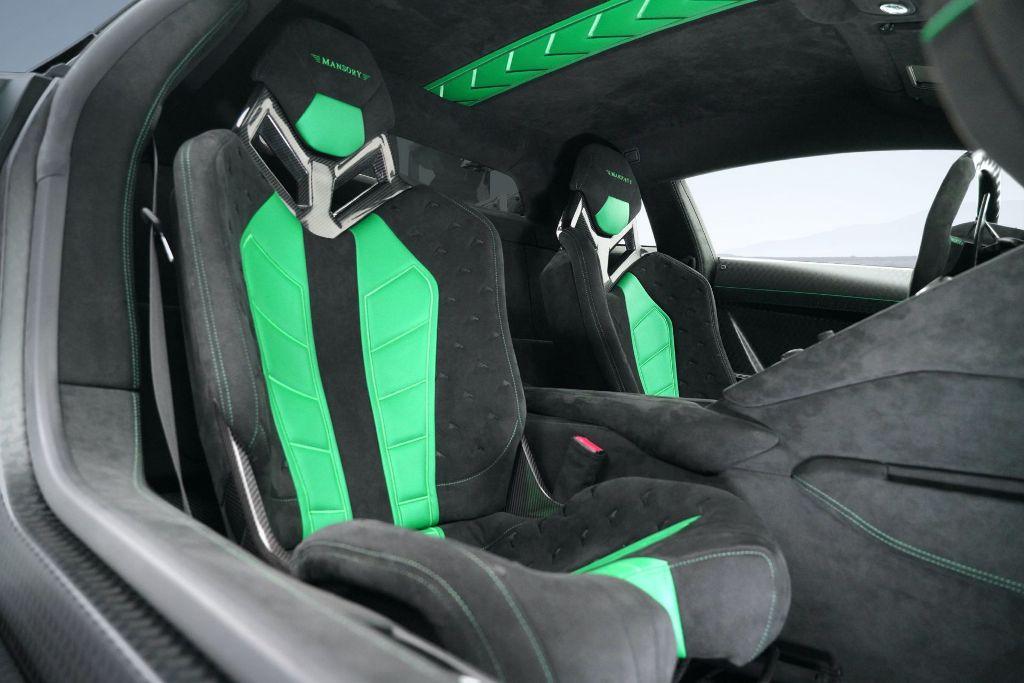 6,5-литровый двигатель V12 Lamborghini Aventador SVJ тюнеры прокачали до 810 л.с. мощности и 780 Нм крутящего момента