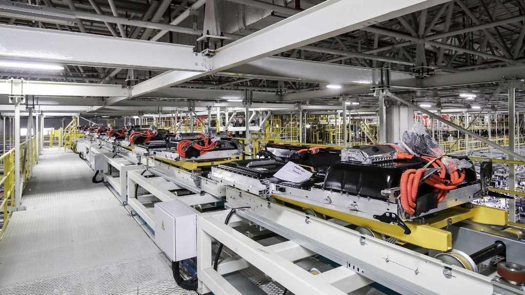 В основе Polestar 2 лежит электрическая платформа компании Volvo СМА