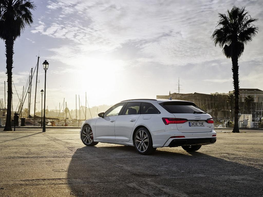 Audi A6 Avant 55