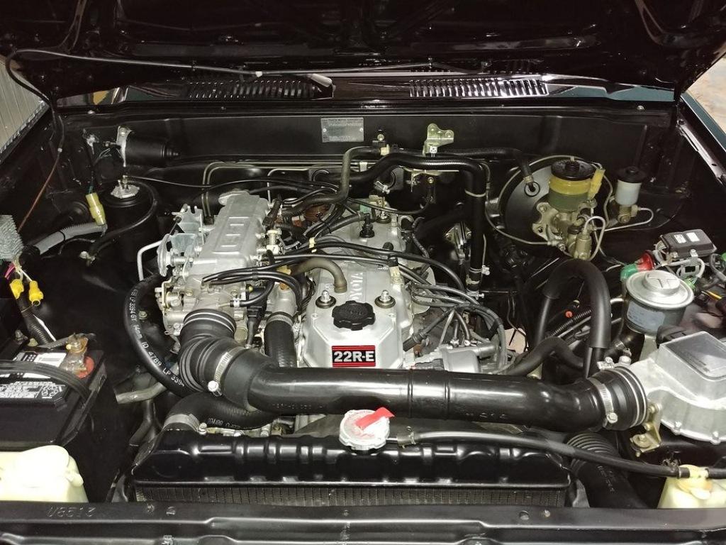 Оснащен автомобиль 2,85-литровым двигателем V6 мощностью 132 л.с. и 207 Нм крутящего момента