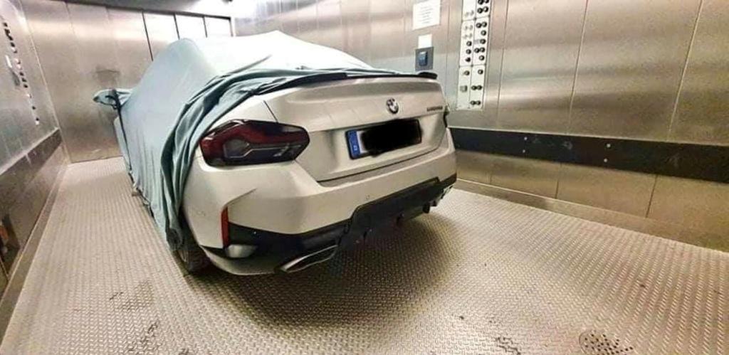 BMW 2-серии с индексом G42