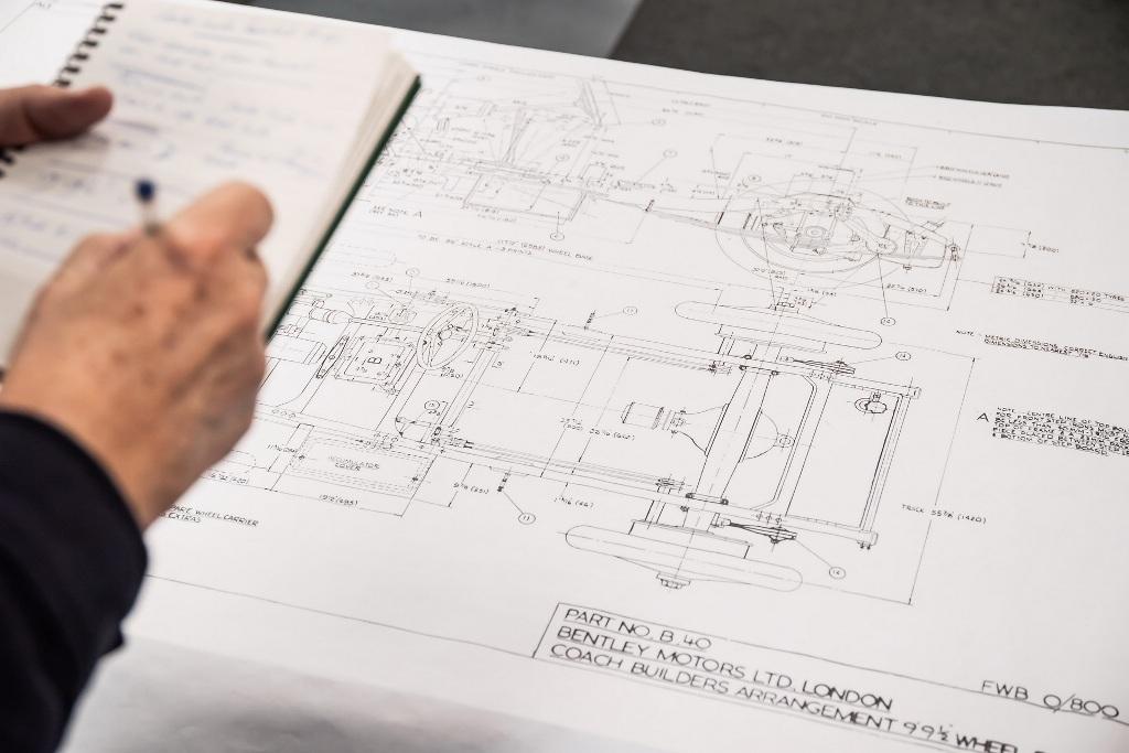 Над проектом работало два инженера CAD на протяжении 1200 человеко-часов