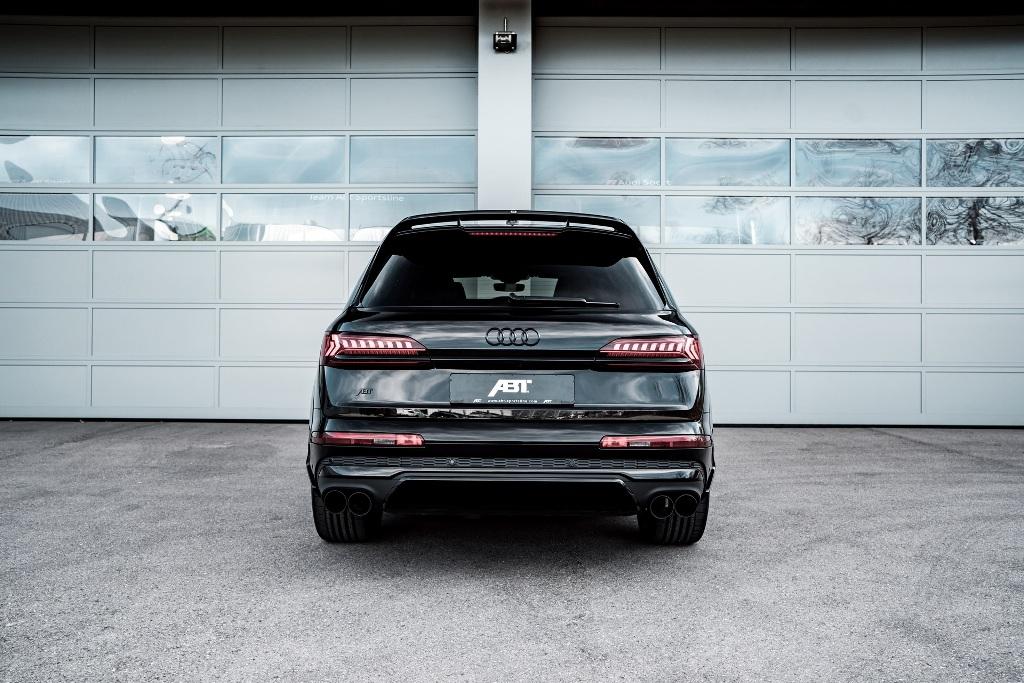 Мощность Audi SQ7 увеличили до 510 л.с.