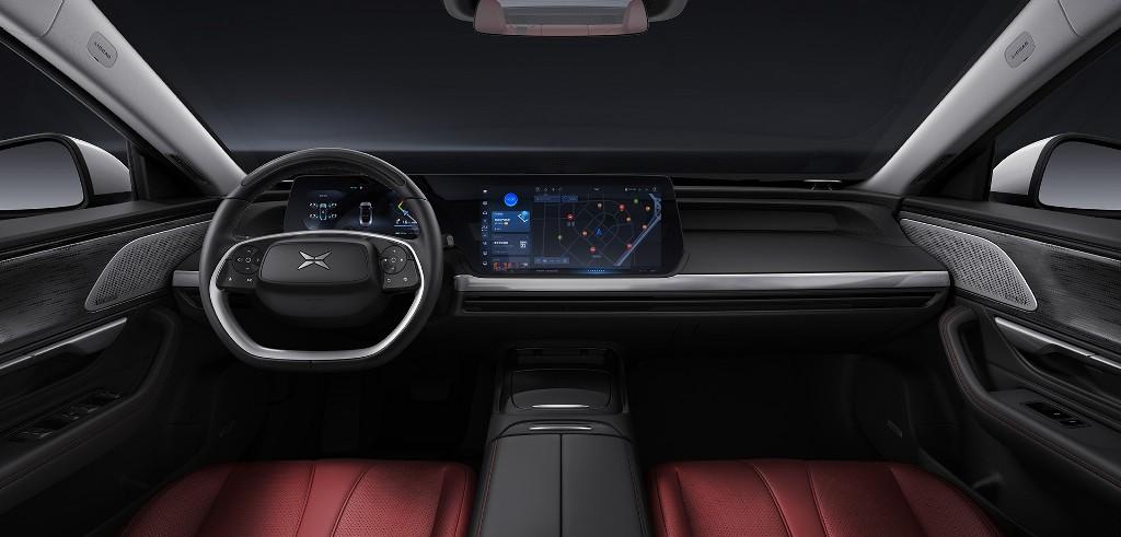 Новинка оснащена полуавтономной системой вождения 3-го уровня