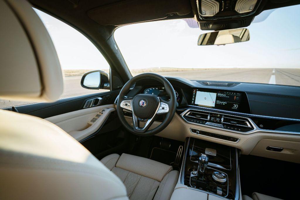 Стоимость BMW Alpina XB7 стартует от 141 тысячи долларов