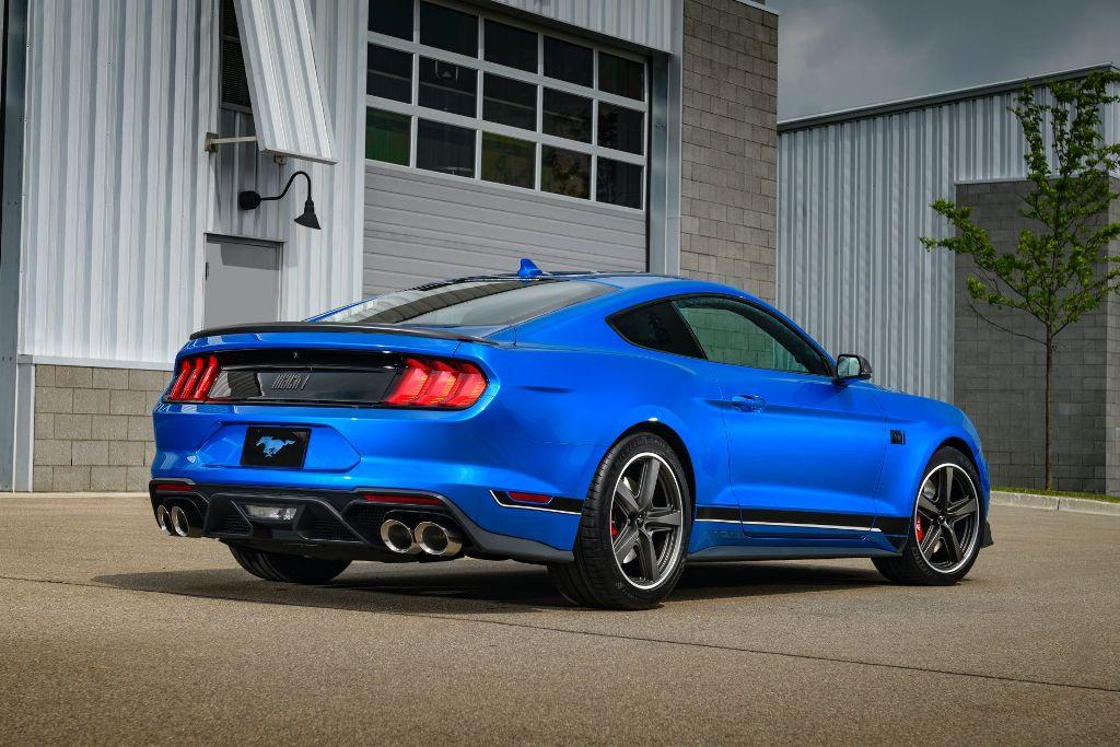 Новый Ford Mustang Mach 1 займет место между моделями Mustang GT и Shelby