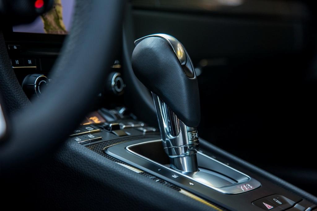 Трековые модели семейства 718 Cayman и Boxster 2021 модельного года получили ряд обновлений