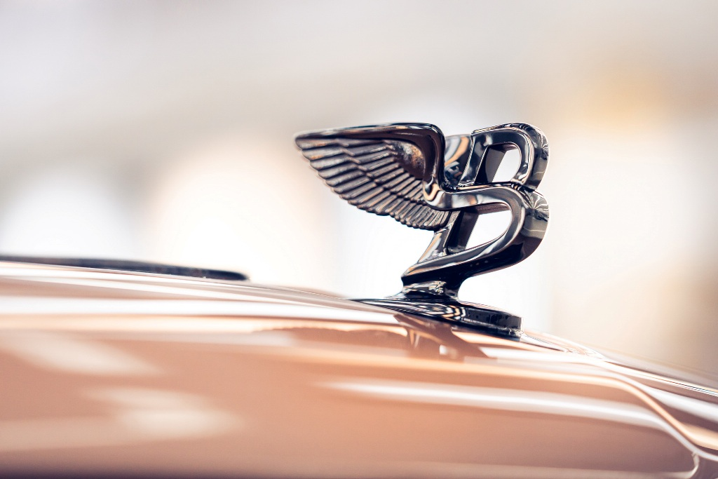 Модели получила двухцветный окрас кузова, который сочетает черный и золотой оттенки