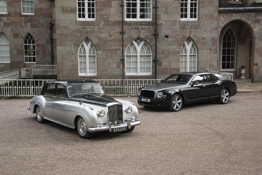 Мотор дебютировал на автомобиле Bentley S2 в 1959 году