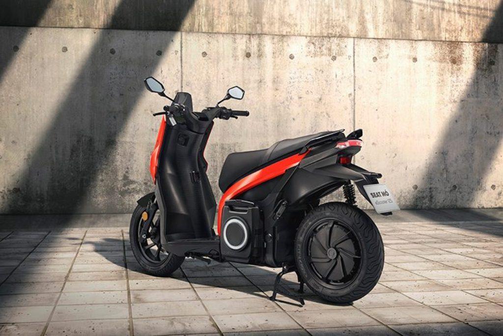 SEAT MÓeScooter 125 может составить конкуренция 125-кубовым традиционным мотоциклам