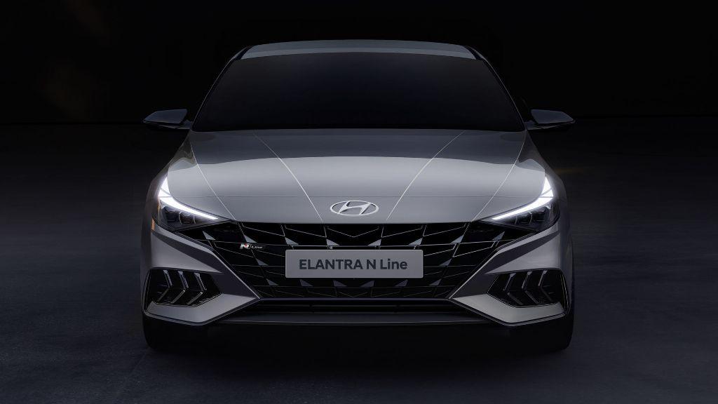 Hyundai Elantra N-Line